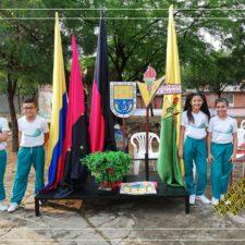 Izada de bandera: 207 años de la Batalla de Cúcuta