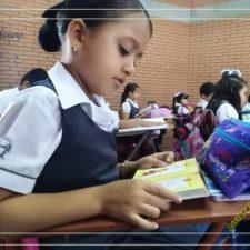 Un lector en formación